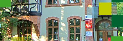 Siedziba Rady Jednostki Pomocniczej nr 6 ul. Franciszkańska 25. Zdjęcie: Adam Łęski.