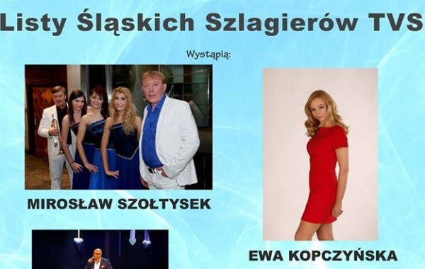 Lista Śląskich Szlagierów Amfiteatr Zadole Ligota 2015