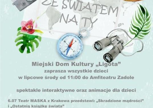 Opracowanie: MDK Ligota.