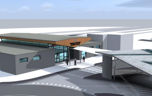 Centrum  Przesiadkowe - Ligota